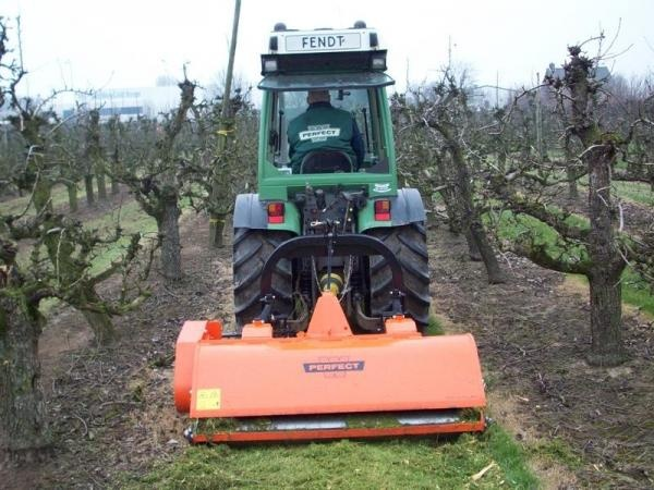Flail Pruning Chopper - BG2/BK2
