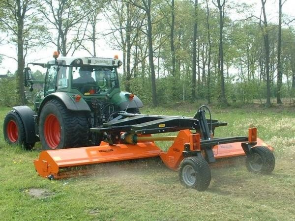 Flail Mower With Variable Cutting Width NX-460