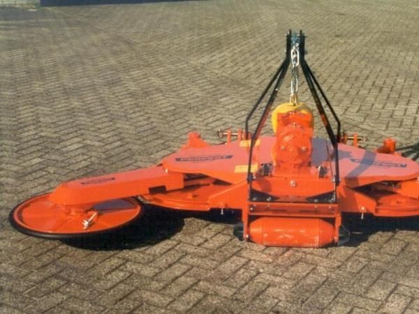 Double Wing Arm Mowers - Series MD